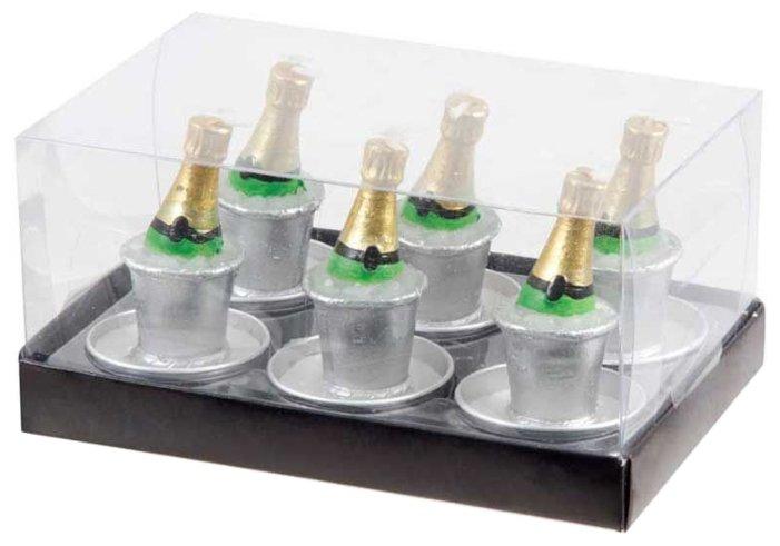 Набор свечей Волшебная страна Шампанское в ведерке