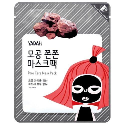 Yadah тканевая маска Pore Care Mask Pack от расширенных пор, 25 гМаски<br>