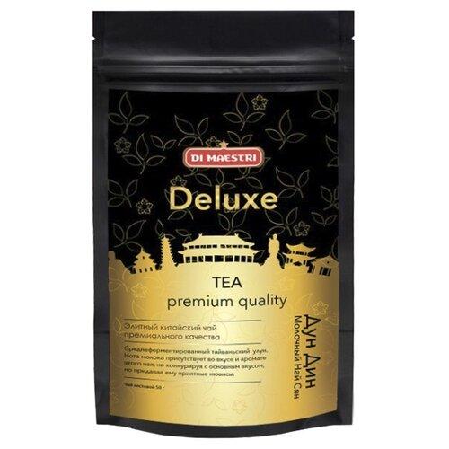 Чай улун Di Maestri Deluxe Дун Дин молочный Най Сян , 50 г чай улун teatasty молочный най сян 2 150 г