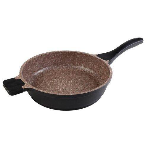 Сковорода Carl Schmidt Sohn K2 57886 28 см, коричневый