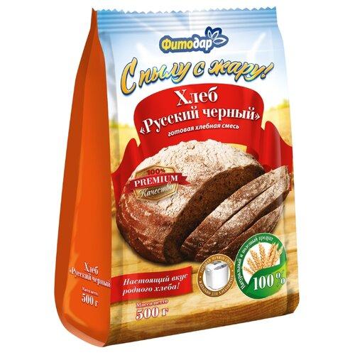 """Фитодар Готовая хлебная смесь Хлеб """"Русский черный"""", 0.5 кг"""