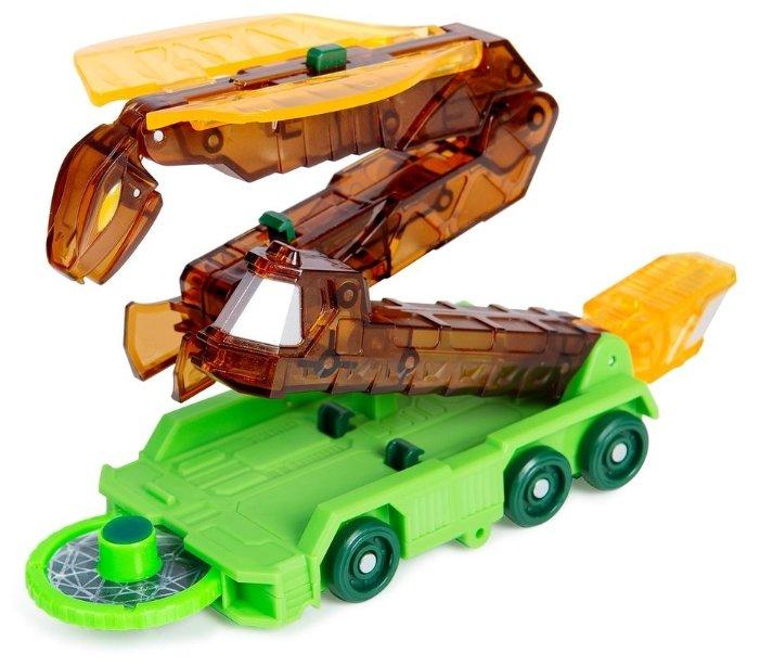 Интерактивная игрушка трансформер РОСМЭН Дикие Скричеры. Линейка 2. Фэнгстер (35887)