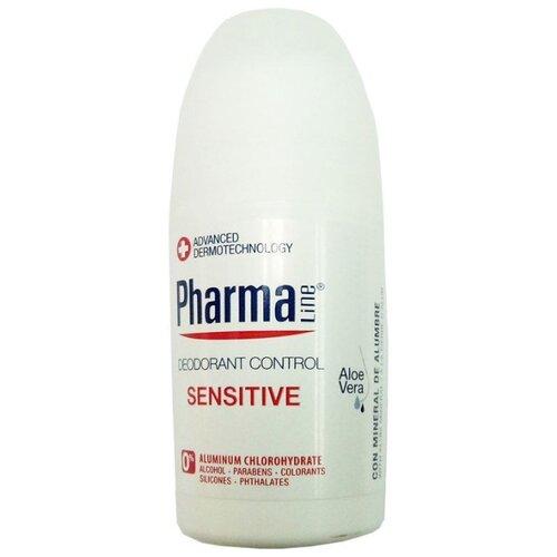Дезодорант ролик Pharmaline Sensitive, 50 млДезодоранты<br>