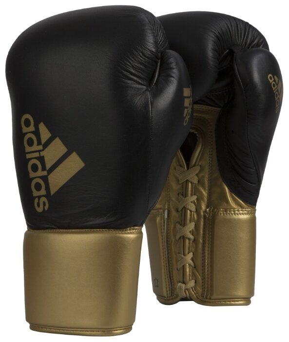 Боксерские перчатки adidas Hybrid 200 pro lace