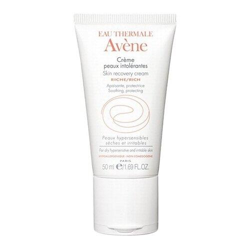 AVENE Skin Recovery Cream Rich Восстанавливающий насыщенный крем для лица, для сверхчувствительной кожи, 50 мл avene для жирной кожи