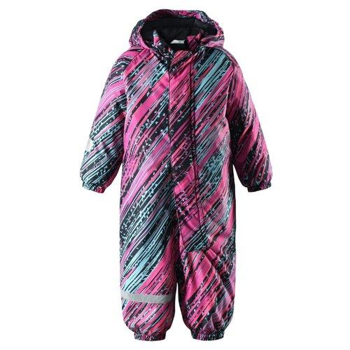 Купить Комбинезон Lassie 710710 размер 74, розовый, Теплые комбинезоны