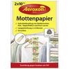 Подвеска Aeroxon Mottenpapier от моли