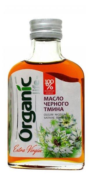 Черного тмина масло Organic 100 мл