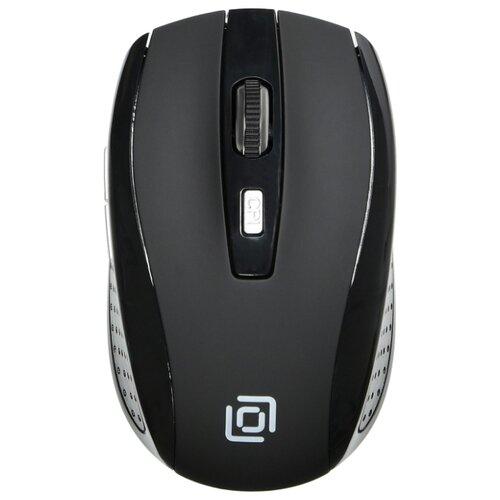 Мышь Oklick 635MB Black Bluetooth  - купить со скидкой