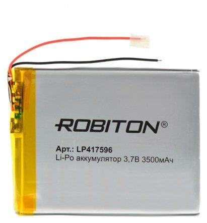 Аккумулятор ROBITON LP417596
