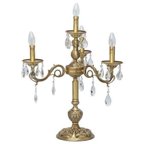 Настольная лампа CHIARO Паула 411032704 бра chiaro 411023902 паула