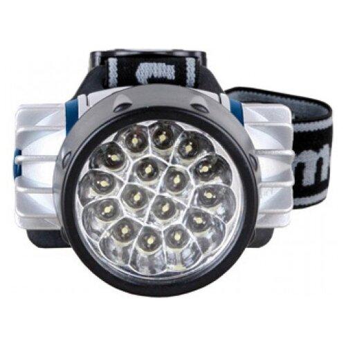 цена на Налобный фонарь Camelion LED5322-16Mx серебряный