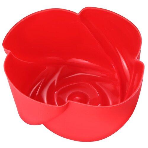Форма для кексов силиконовая Tobox YJ-FR007-RUS, 12 шт. (6х5х3 см)