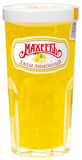 Джем Махеевъ Лимонный ст.стакан 400г