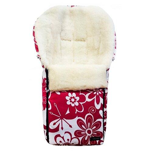 Купить Конверт-мешок Womar Aurora в коляску 95 см 13 цветки, Конверты и спальные мешки