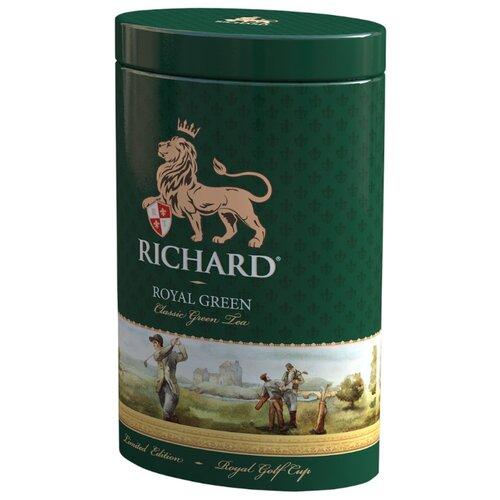 Чай зеленый Richard Royal green подарочный набор, 80 гЧай<br>