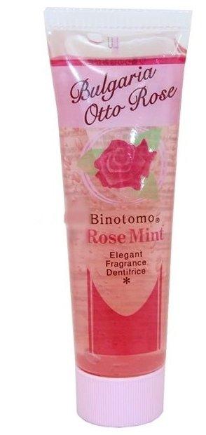 Зубная паста Fudo Kagaku Binotomo Rose Mint