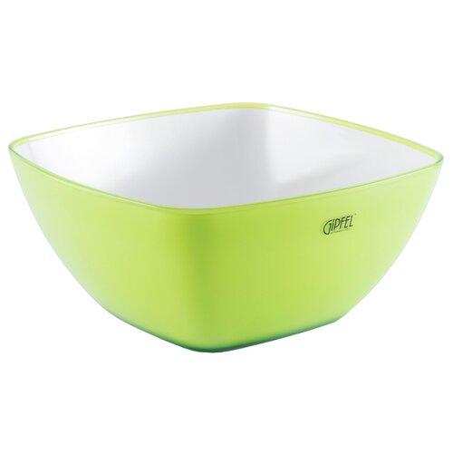 GIPFEL Салатница с двойными стенками Lumino 25 см зеленый