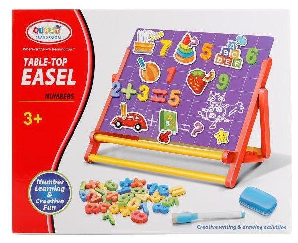 Доска для рисования детская First Classroom двухсторонний (HM1126A)