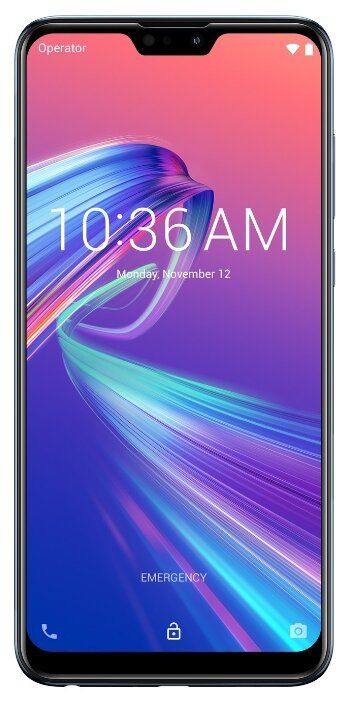ASUS Смартфон ASUS Zenfone Max Pro (M2) ZB631KL 4/64GB