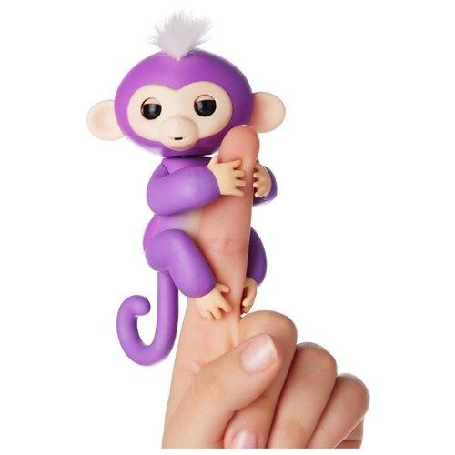 Купить Интерактивная игрушка робот WowWee Fingerlings Ручная обезьянка миа, Роботы и трансформеры