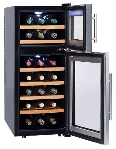 Холодильник для вина или правильно храним домашнюю коллекцию вин в бутылках 56