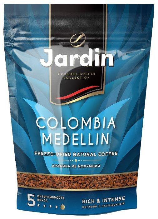 Jardin Кофе растворимый Colombia Medellin дой-пак 75г