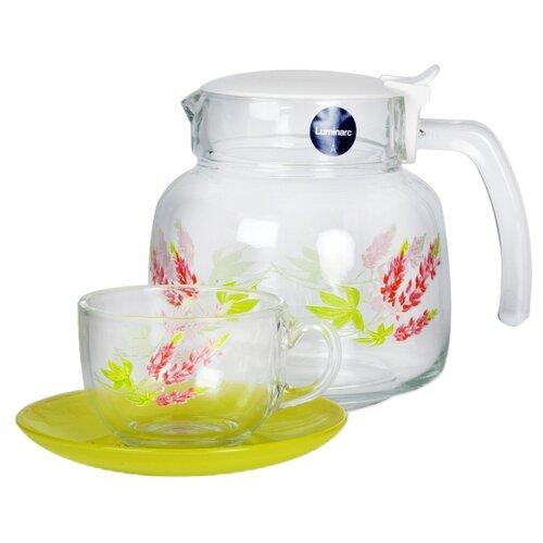 Купить со скидкой Чайный сервиз Luminarc Cordelia 13 предметов P1419