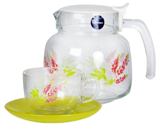 Чайный сервиз Luminarc Cordelia 13 предметов P1419