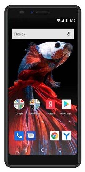 VERTEX Смартфон VERTEX Impress Rosso NFC