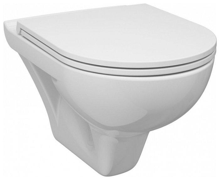 Унитаз подвесной Am.Pm Gem с сиденьем микролифт (C901738SC)