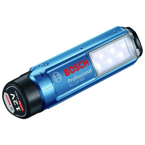 цена на Ручной фонарь BOSCH GLI 12V-300 синий