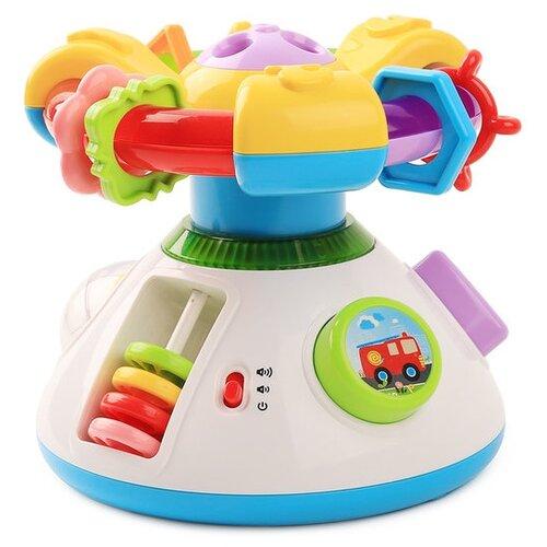 Интерактивная развивающая игрушка Happy Baby IQ-Base 330075 разноцветныйРазвивающие игрушки<br>