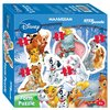 Набор пазлов Step puzzle Disney Animal Friends. Form Puzzle (92202)