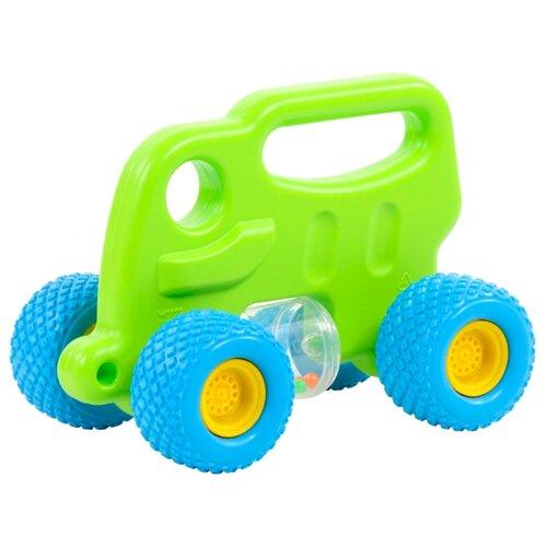 Каталка-игрушка Wader Беби Грипкар - Грузовик (38227) зеленый