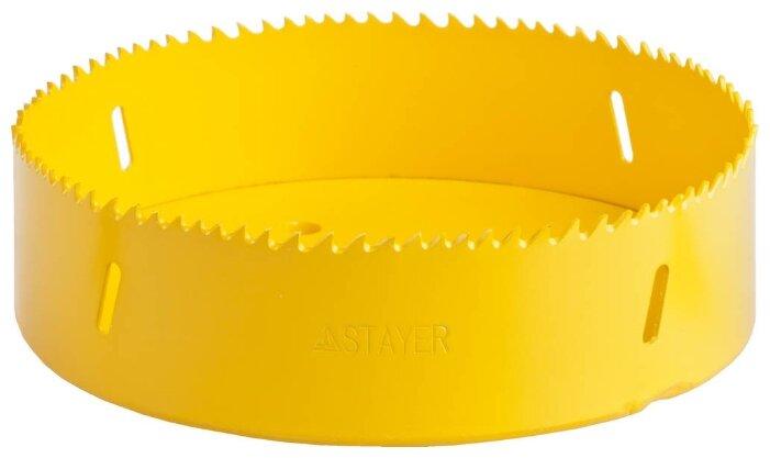 Коронка биметаллическая Stayer Professional 29547-152
