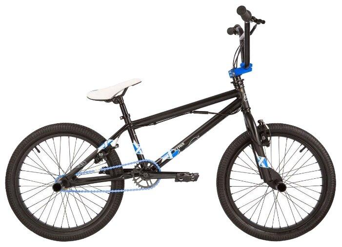 Подростковый BMX велосипед S'cool XtriX 20 (2018)
