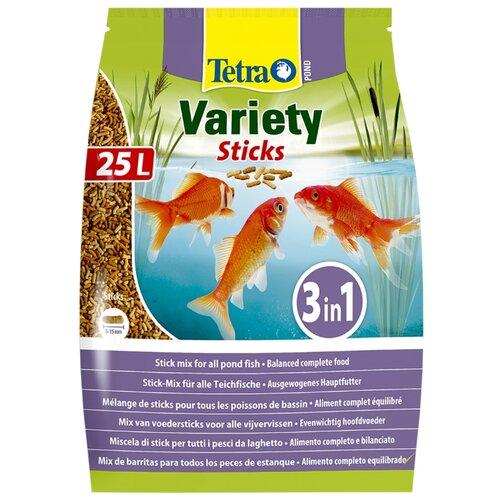 Сухой корм для рыб Tetra Pond Variety Sticks 3750 г