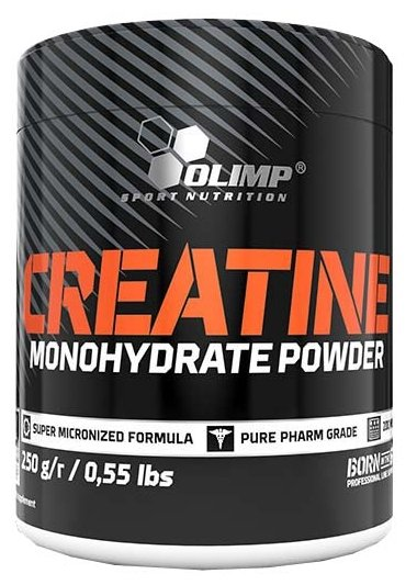 OLIMP Creatine Monohydrate Powder 250 г - OLIMP - Креатин