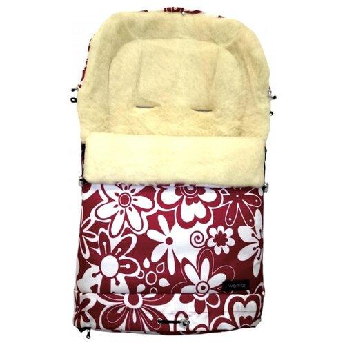 Купить Конверт-мешок Womar Multi Arctic в коляску 83 см 13 цветки, Конверты и спальные мешки