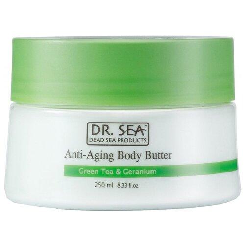 Масло для тела Dr. Sea против старения зеленый чай и герань, 250 мл