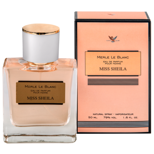 Парфюмерная вода Merle de Blanc Miss Sheila, 50 мл недорого