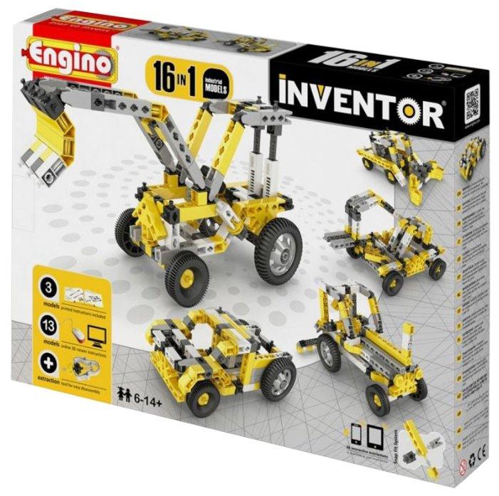 Конструктор ENGINO Inventor (Pico Builds) 1634 Промышленность