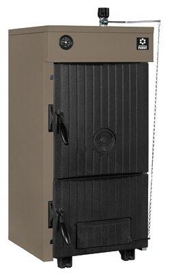Твердотопливный котел Kentatsu ELEGANT-04, 27 кВт, одноконтурный фото 1
