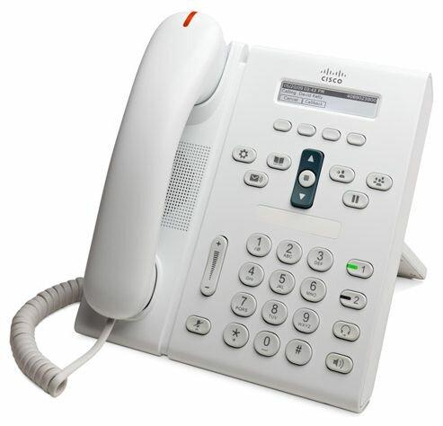 Cisco VoIP-телефон Cisco 6921