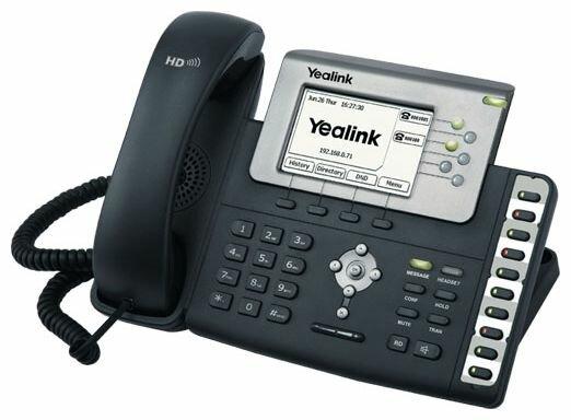 Yealink VoIP-телефон Yealink SIP-T28P