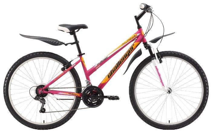 Велосипед для взрослых CHALLENGER Alpina Lux 26 (2017)