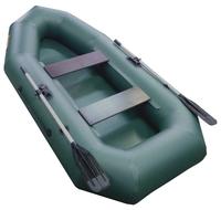 Надувная лодка Leader Компакт 255