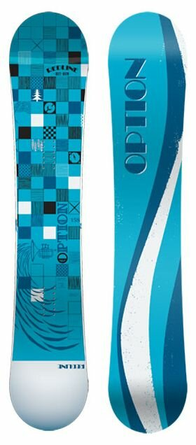 Сноуборд Option Snowboards Redline (08-09)