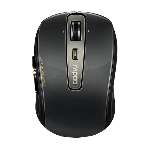 Мышь Rapoo Wireless Laser Mouse 3920P Black USB